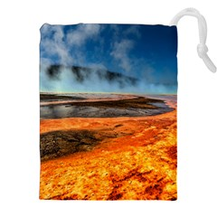 FIRE RIVER Drawstring Pouches (XXL)
