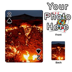 Door To Hell Playing Cards 54 Designs