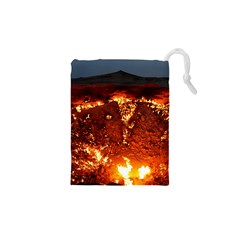 Door To Hell Drawstring Pouches (xs)