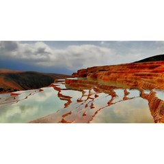 BADAB-E SURT YOU ARE INVITED 3D Greeting Card (8x4)