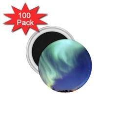AURORA BOREALIS 1.75  Magnets (100 pack)