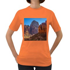 ZION NATIONAL PARK Women s Dark T-Shirt