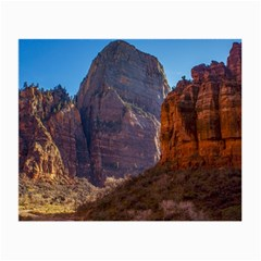 ZION NATIONAL PARK Small Glasses Cloth