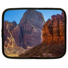 ZION NATIONAL PARK Netbook Case (Large)