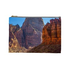 ZION NATIONAL PARK Cosmetic Bag (Large)