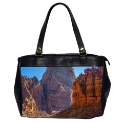 ZION NATIONAL PARK Office Handbags (2 Sides)
