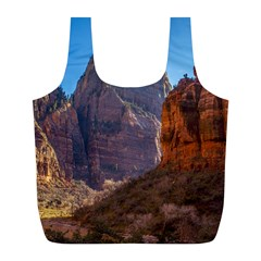 ZION NATIONAL PARK Full Print Recycle Bags (L)