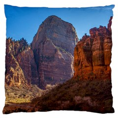 ZION NATIONAL PARK Standard Flano Cushion Cases (One Side)