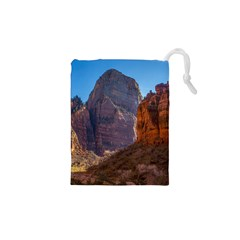 Zion National Park Drawstring Pouches (xs)