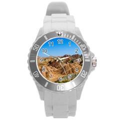 ZHANGYE DANXIA Round Plastic Sport Watch (L)