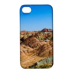 ZHANGYE DANXIA Apple iPhone 4/4S Hardshell Case with Stand