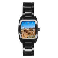 ZHANGYE DANXIA Stainless Steel Barrel Watch