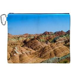 ZHANGYE DANXIA Canvas Cosmetic Bag (XXXL)