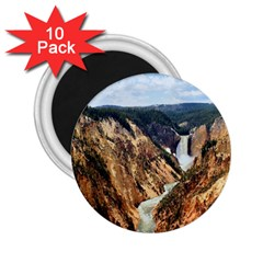 YELLOWSTONE GC 2.25  Magnets (10 pack)