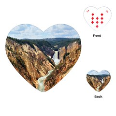 YELLOWSTONE GC Playing Cards (Heart)