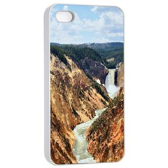 YELLOWSTONE GC Apple iPhone 4/4s Seamless Case (White)