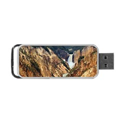 YELLOWSTONE GC Portable USB Flash (Two Sides)