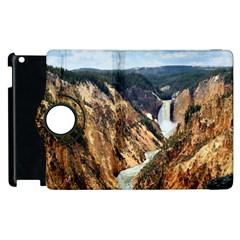 YELLOWSTONE GC Apple iPad 2 Flip 360 Case