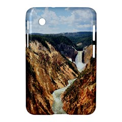 YELLOWSTONE GC Samsung Galaxy Tab 2 (7 ) P3100 Hardshell Case