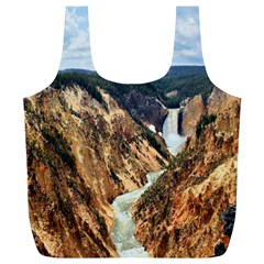 YELLOWSTONE GC Full Print Recycle Bags (L)