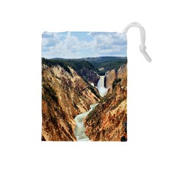 YELLOWSTONE GC Drawstring Pouches (Medium)