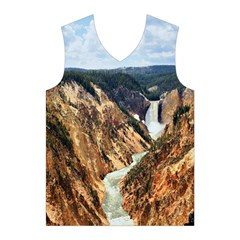 YELLOWSTONE GC Men s Basketball Tank Top