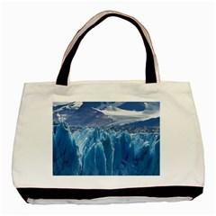 UPSALA GLACIER Basic Tote Bag (Two Sides)