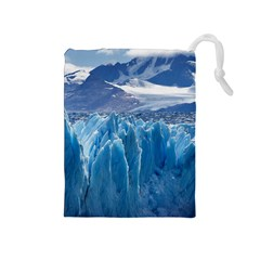 UPSALA GLACIER Drawstring Pouches (Medium)