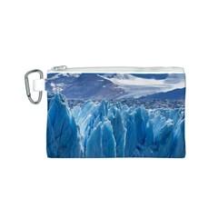 UPSALA GLACIER Canvas Cosmetic Bag (S)