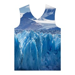 UPSALA GLACIER Men s Basketball Tank Top