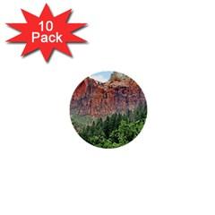 UPPER EMERALD TRAIL 1  Mini Buttons (10 pack)