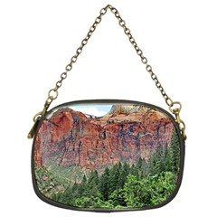 UPPER EMERALD TRAIL Chain Purses (Two Sides)
