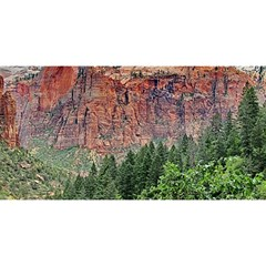 UPPER EMERALD TRAIL YOU ARE INVITED 3D Greeting Card (8x4)