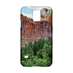 UPPER EMERALD TRAIL Samsung Galaxy S5 Hardshell Case