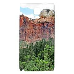 UPPER EMERALD TRAIL Galaxy Note 4 Back Case