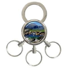 THE CLISHAM 3-Ring Key Chains