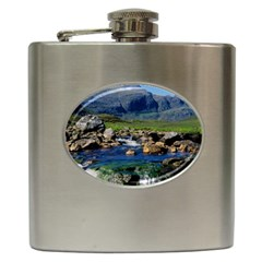 THE CLISHAM Hip Flask (6 oz)