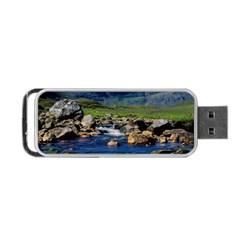 THE CLISHAM Portable USB Flash (One Side)