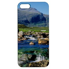 THE CLISHAM Apple iPhone 5 Hardshell Case with Stand