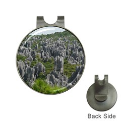 STONE FOREST 1 Hat Clips with Golf Markers