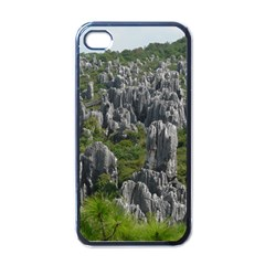 STONE FOREST 1 Apple iPhone 4 Case (Black)