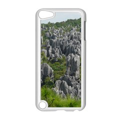 STONE FOREST 1 Apple iPod Touch 5 Case (White)