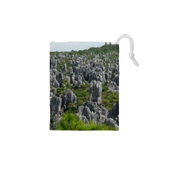 STONE FOREST 1 Drawstring Pouches (XS)