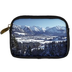 SNOWY MOUNTAINS Digital Camera Cases