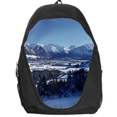SNOWY MOUNTAINS Backpack Bag