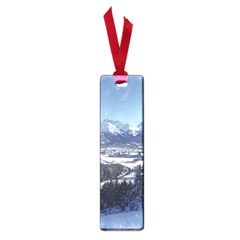 SNOWY MOUNTAINS Small Book Marks