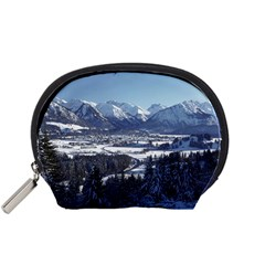 Snowy Mountains Accessory Pouches (small)