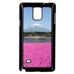 SHIBAZAKURA Samsung Galaxy Note 4 Case (Black)