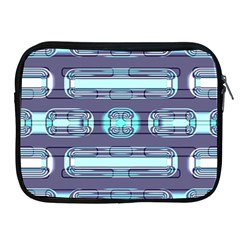 Modern Pattern Factory 01 Apple iPad 2/3/4 Zipper Cases