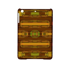 Modern Pattern Factory 01b iPad Mini 2 Hardshell Cases